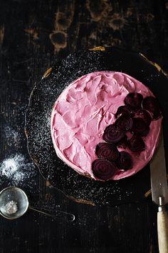 Chocolate Brownie Beetroot Cake