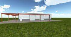Cool 3D #marketing http://ift.tt/2mjjWSZ #barn #workshop #greenhouse #garage #roofing #DIY