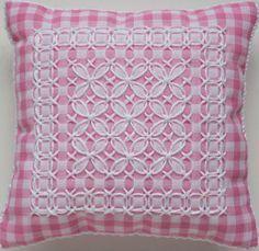 Australian Cross Stitch Pincushion Patterns Trellis by Lynlubell