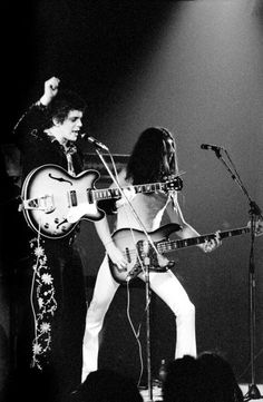 A performance at the Carre Theatre in Amsterdam on Sept. 30, 1972. | 25 Classic Photos Of Lou Reed You Have To See