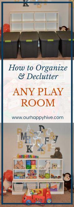 #toyrotation #toyorganization #playroomorganization #decluttering #childrenactivities #childrenlearning #ourhappyhive