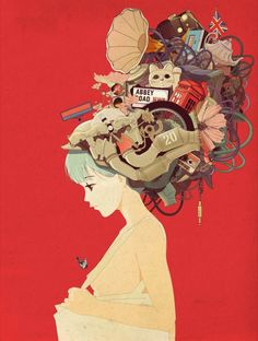 Shan Jiang - Illustratore e graphic designer cinese