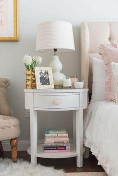 Blush Pink Bedroom sofa Unique My Chicago Bedroom Parisian Chic Blush Pink — Bows & Sequins Blush Pink Bedroom, Pink Bedroom Decor, Pink Bedrooms, Gold Bedroom, Bedroom Ideas, Shabby Bedroom, Neutral Bedrooms, Small Bedrooms, Shabby Cottage