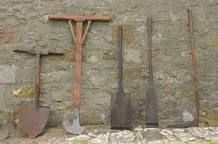Image result for tools for cutting peat
