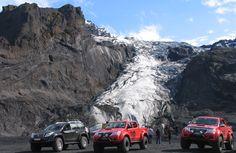 Arctic Trucks tour in Þórsmörk in Iceland
