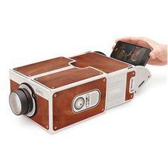 Gadgets Categorias Regalos originales Proyector móvil smartphone versión 2.0-