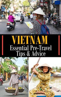Essential Vietnam Tips & Travel Advice to know before your Vietnam Holiday. /////////////////////////////////// Vietnam Travel Guide | Vietnam Visa | Top Places to Visit in Vietnam | When to Visit Vietnam & more!