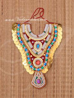 Girls Summer Outfits, Summer Girls, Ganapati Decoration, Artificial Garland, Handmade Rakhi, Bal Krishna, Indian Goddess, Diy Crown, Coin Art