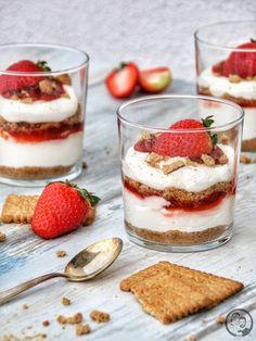 No-Bake-Cheesecake im Glas - Die Jungs kochen und backen