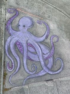 Chalk art at Calypso Edmonds, Buying new idea that everyone in your family will enjoy doing together outside? This really is amon, Chalk Drawings, Art Drawings, Chalk Photos, Chalk Design, Chalk Wall, Sidewalk Chalk Art, Wall Drawing, Chalkboard Art, Rock Art