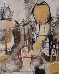 Abstrakte Malerei von Iris Rickart / Unikatbild 46
