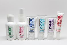 Clear Start Line by Dermalogica: Teen line that targets hormone related acne! I strongly recommend!