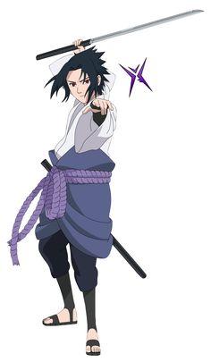 Sasuke uchiha by rOkkX on deviantART