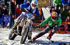 Eveniment cu traditie, Skijoering ajunge la a treia editie si aduna piloti si schiori din Polonia, Cehia si Germania.  Sa va explicam cum decurge o as