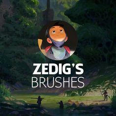 Brushes by Zedig* • Download | (https://drive.google.com/folderview?id=0B8LvCcYg_knUQl8yc1RnSi1hVmM&usp=sharing) ★ || CHARACTER DESIGN REFERENCES™ (https://www.facebook.com/CharacterDesignReferences & https://www.pinterest.com/characterdesigh) • Love Character Design? Join the #CDChallenge (link→ https://www.facebook.com/groups/CharacterDesignChallenge) Share your unique vision of a theme, promote your art in a community of over 50.000 artists! || ★