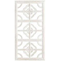 Classic geometric design. Timeless antiqued finish. Perfect scale for living, bedroom and transition spaces. Surprising stand-off depth to bring drama to contrasting-color walls. That's four ways our quatrefoil panel will love your home. See how that works?