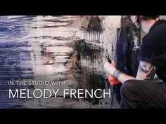 A film about abstract artist Melody French who creates gestural mixed media artworks in her studio in Durban, South Africa Artwork Online, Different Media, Mixed Media Artwork, Song Artists, Music Publishing, Something To Do, Abstract Art, French, Studio