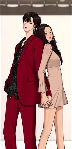 Cartoon Girl Images, Girl Cartoon, Korean Drama List, Romantic Anime Couples, Anime Wallpaper Phone, Paris Pictures, Cute Korean Boys, Webtoon Comics, Anime Outfits