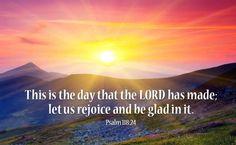 Psalm 118:24