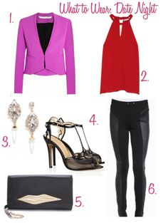 """What To Wear for Valentine's Day """"What to Wear Date Night"""""""