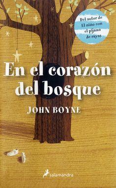 El autor El niño con el pijama de rayas, John Boyne, escribe una nueva historia, en este caso para abordar otro tema de gran dureza afectiva como es la enfermedad y posterior fallecimiento de una madre. Con el fin de dulcificar y llegar al público más joven...