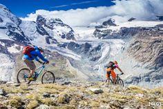 Mountain Bike Chamonix Zermatt Switzerland Alps Specialist Mtb Holidays in the Alps France