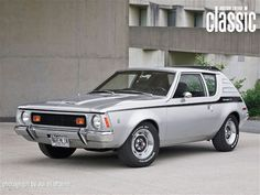 1971 AMC Gremlin X....had this as a kid!