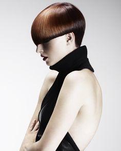Hair: Christel Lundqvist @ HOB Salons Photography: John Rawson Makeup: James O'Riley