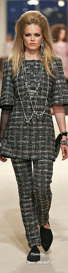 Chanel Collection Resort 2015 Dubai