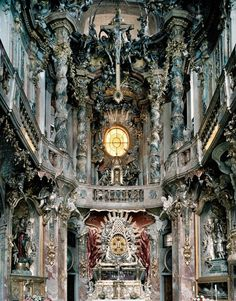 Seduction: Baroque Churches by Cyril Porchet.