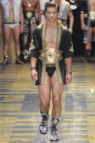 Versace - click on the photo and flip through complete collection on Vogue.it