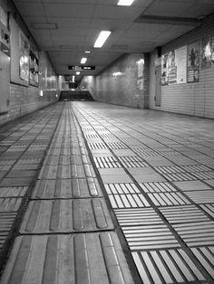Tsuruhashi subway station.