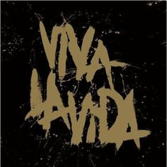 Coldplay Viva La Vida Prospekt's March Edition Album Cover ...