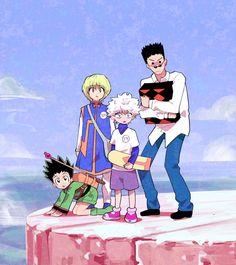 Hunter X Hunter, Hunter Anime, Fanarts Anime, Anime Characters, Manga Anime, Anime Art, Killua, Hisoka, Anime Bebe
