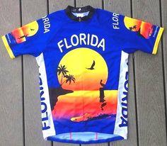 Florida Bike Jersey by Free Spirit Wear - http://freespiritwear.com/blog/florida-bike-jersey-free-spirit-wear/