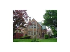 Located in Toledo Ohio's Historic Old West End. Toledo is home to one of the largest collections of Victorian homes in the United States.