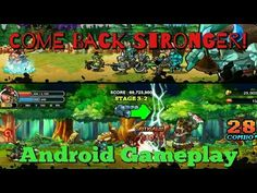 COME BACK STRONGER Gameplay on Android / Partida de COME BACK STRONGER en Android - YouTube #androidgame #android #mobile #gaming #galaxys6 #s6edge