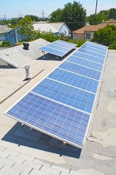 Educational article on Solar Power.