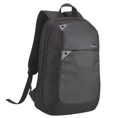 """Τσάντες Laptop : Targus Intellect Backpack Carry Bag 15.6inch Black/Grey TBB565 : Great value laptop backpack to fit up to 15.6"""" laptops. Side loading design with padded laptop compartment. Padded and adjustable shoulder straps.   Μόνο 18,58€ !!  #eldargr #CarryBag #Briefcase #LaptopBag #Bags #accessories #Trust"""