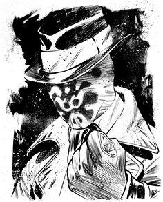 Rorschach - Matteo Scalera