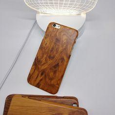 "Luxury Hard Wood Grain Case for Apple iphone6/ 6s 4.7"""