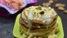 MTR Gulab Jamun Pancake   Pancake Recipe Without Eggs   Pancake Without ...