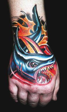 Tattoo by Gunnar