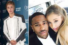 Biebs vs. Big Sean? What did Ariana Grande just do?! {click link ASAP to read}