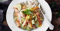 Appelsiinikana ja riisi | Liharuoat | Reseptit | Reseptit ja menut | Stockmann.com
