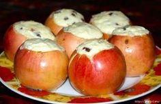 """Многим наверное знакомо, как запечь низкокалорийный десерт """"яблоки с творогом"""". Он не только полезен, но и очень вкусный. Его с удовольствием едят взрослые и дети. Готовьте его чаще и Ваш организм ска…"""