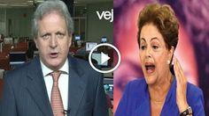 Folha Política: 'O governo Dilma morreu nos trabalhos de parto e chegou a hora de enterrar', diz Augusto Nunes; veja vídeo  http://w500.blogspot.com.br/