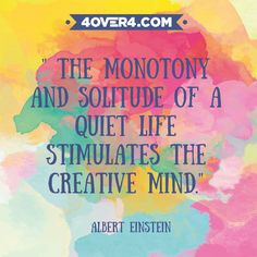 want to be more creative check out this quote by albert einstein - Are You Creative Do You Consider Yourself Creative