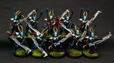 The Internet's largest gallery of Painted Miniatures and Miniature Painting art - Site Dark Eldar, Warhammer Models, Art Sites, Warhammer 40000, Gw, Gaming, Army, Miniatures, Gallery