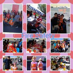 Home Depot 3303 Fire Safety Clinic October 2014